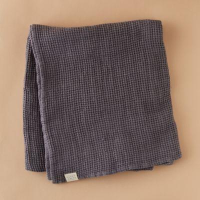 Waffle Weave Bath Towel