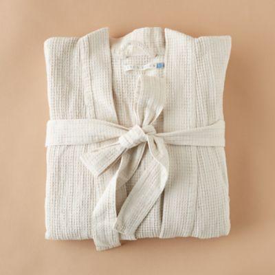 Waffle Weave Bath Robe