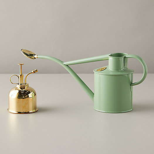 View larger image of Haws Watering Can + Plant Mister Gift Set