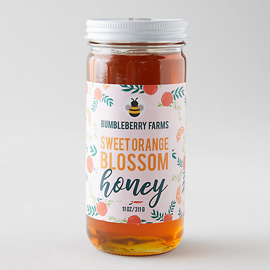 View larger image of BumbleBerry Sweet Orange Blossom Honey