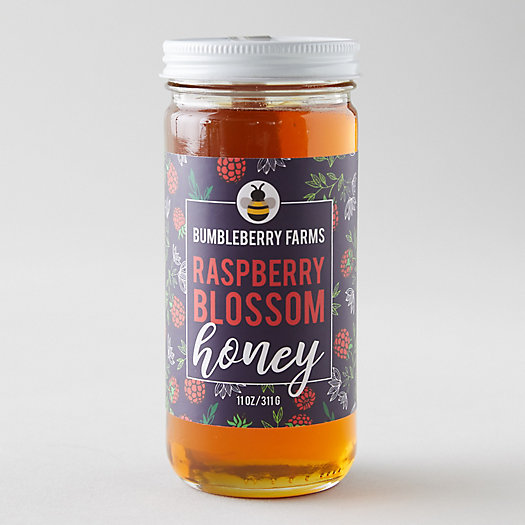 View larger image of BumbleBerry Raspberry Blossom Honey