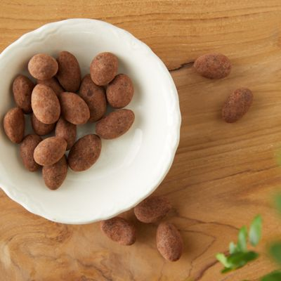 Dark Chocolate Cocoa Almonds
