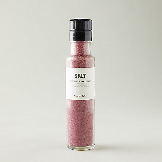 View larger image of Red Wine + Bay Leaves Salt