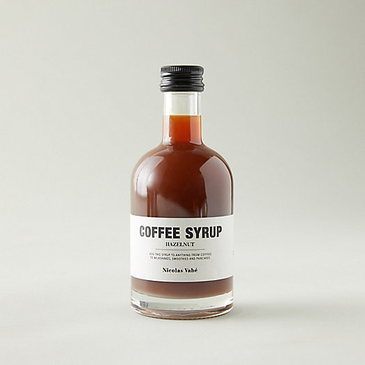 View larger image of Hazelnut Coffee Syrup