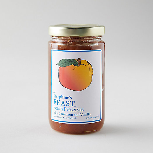 View larger image of Cinnamon Spiced Peach Preserves
