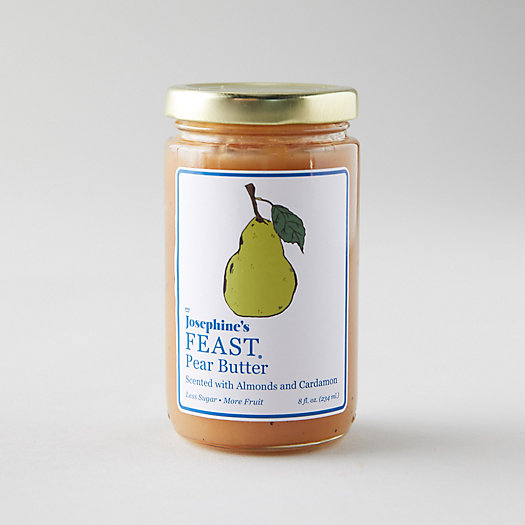 View larger image of Almond + Cardamom Pear Butter