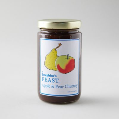 Heirloom Apple + Pear Chutney