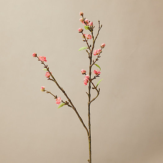 View larger image of Faux Quince Bud Spray, 30