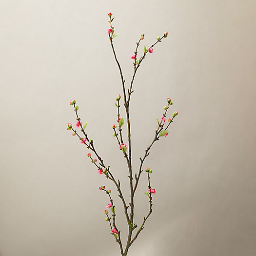 View larger image of Faux Quince Bud Spray, 58