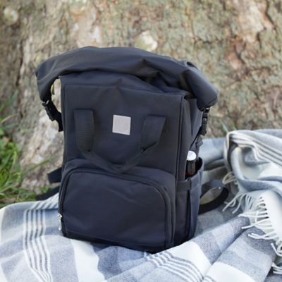 Insulated Cooler Roll Top Backpack