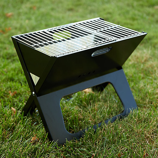 View larger image of Folding Portable Charcoal Grill