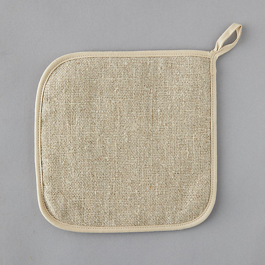 View larger image of Linen Pot Holder