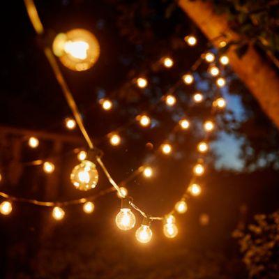 Stargazer Garden Lights Classic Clear LED Bulbs, Set of 21 Bulbs Only