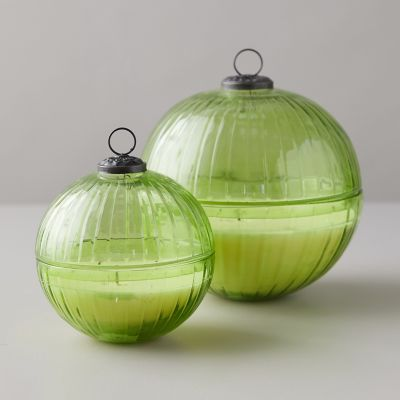 Linnea's Lights Ornament Candle, Forest Fir