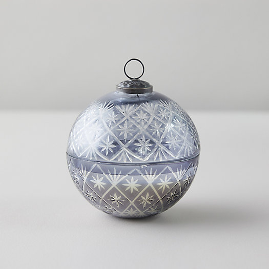View larger image of Linnea's Lights for Terrain Ornament Candle, Silver Birch
