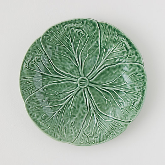 View larger image of Ceramic Cabbage Plate Collection