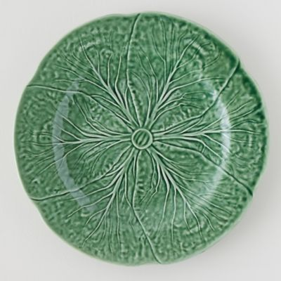 Ceramic Cabbage Charger