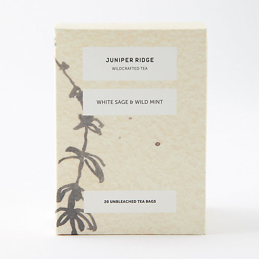 View larger image of Juniper Ridge Tea, White Sage + Wild Mint