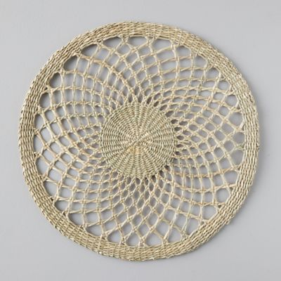 Seagrass Flower Placemat