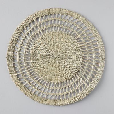 Seagrass Spokes Placemat