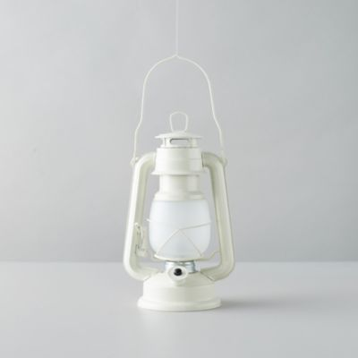 LED Frosted Camp Lantern