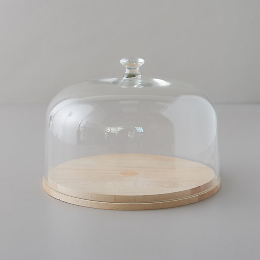 View larger image of Beechwood Serving Cloche