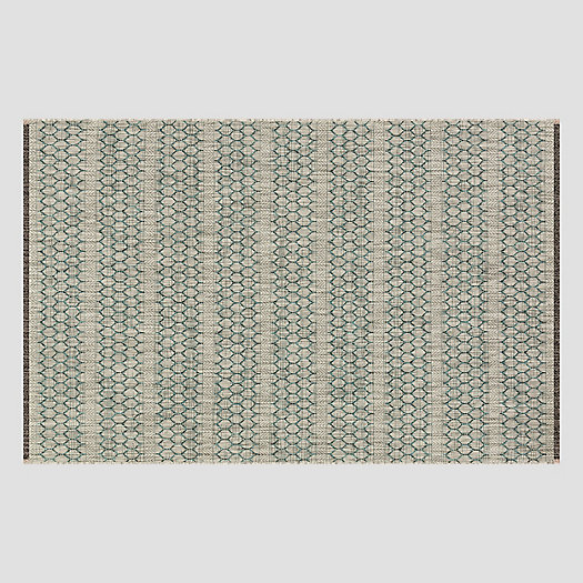 View larger image of Geo Stripe Rug