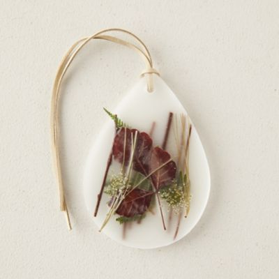 Pressed Flower Wax Sachets, Forest