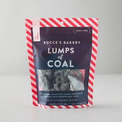 Lumps of Coal Dog Treats