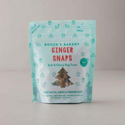 Ginger Snap Dog Biscuits