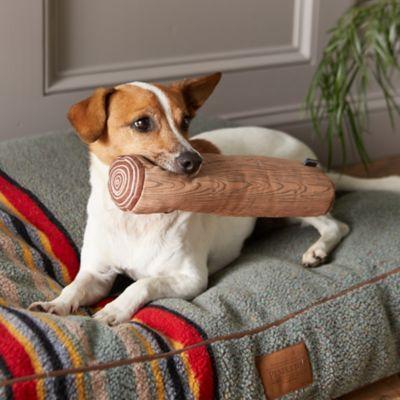 Log Dog Toy