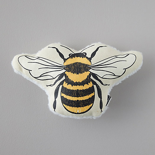 View larger image of Bumble Bee Dog Toy