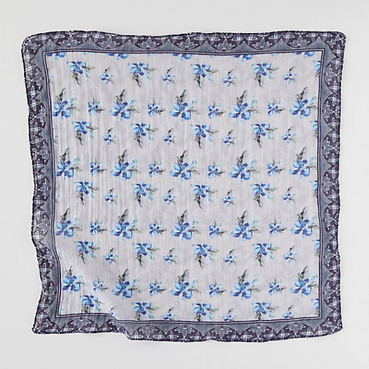 View larger image of Botanical Cotton Bandana
