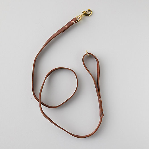 View larger image of Leather Pet Leash