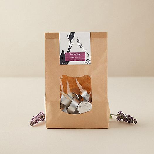 View larger image of Lavender Tea Lights, Set of 30