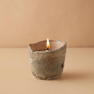 Volcano Citronella Candle