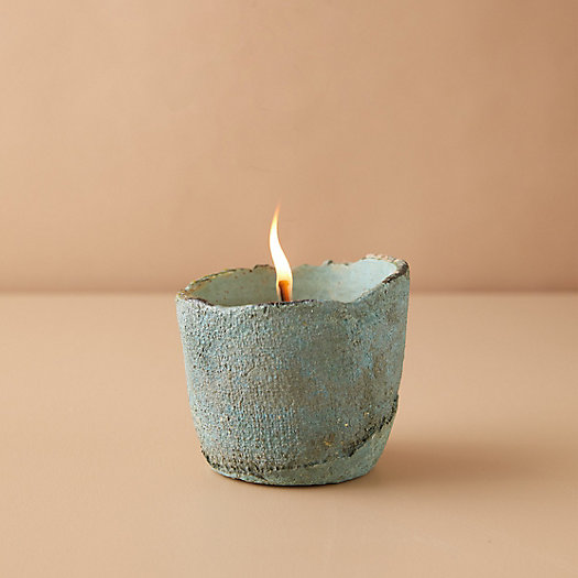View larger image of Volcano Citronella Candle