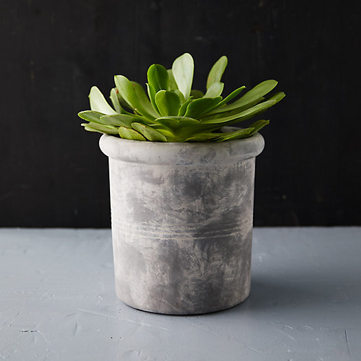 View larger image of Ridged Jar Planter