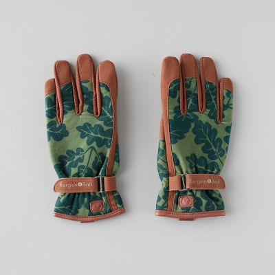 Oak Leaf Garden Gloves