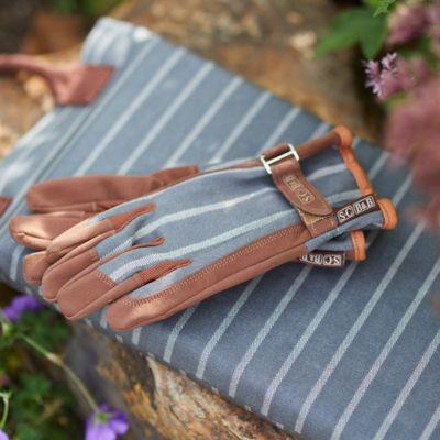 Leather Trimmed Everyday Garden Gloves