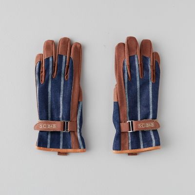 Leather Trimmed Everyday Garden Gloves