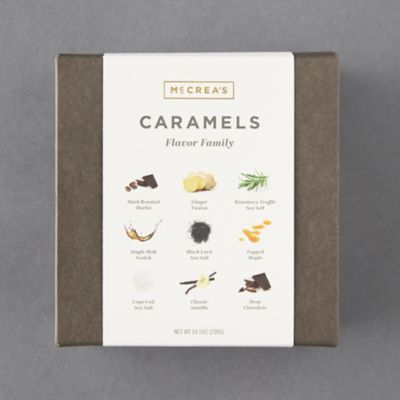 Flavor Family Caramel Gift Box