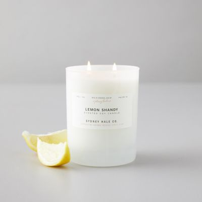 Sydney Hale Candle, Lemon Shandy