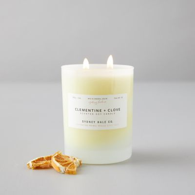 Sydney Hale Co. Clementine + Clove Soy candle