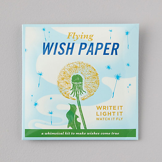 View larger image of Flying Wish Papers, Dandelion