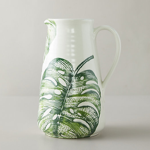 View larger image of Monstera Leaf Pitcher