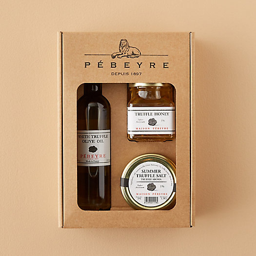 View larger image of Truffle Mushroom Condiment Gift Set