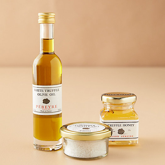 View larger image of Truffle Mushroom Condiment Gift Set