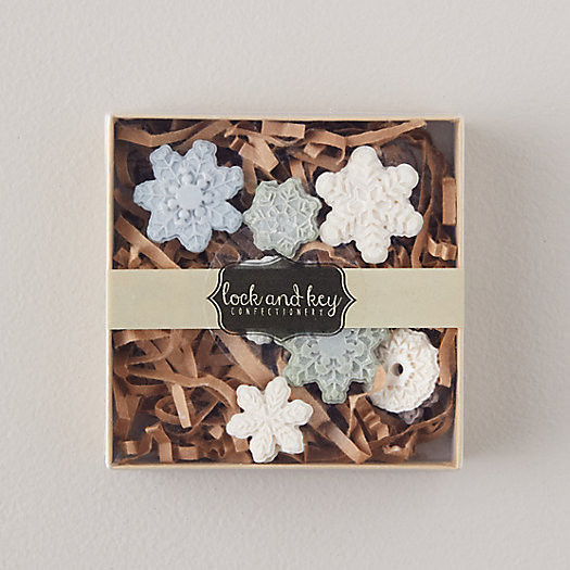 View larger image of Snowflake Chocolates