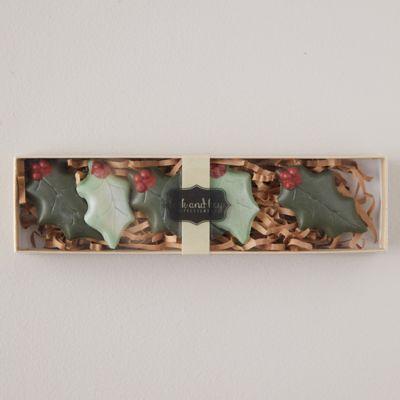 Holly Leaf Chocolates